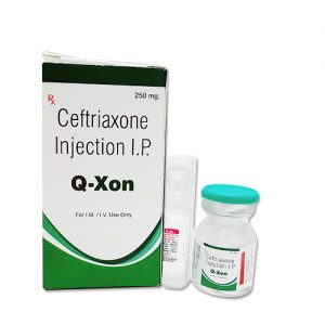 Ceftriaxone injection I.P.
