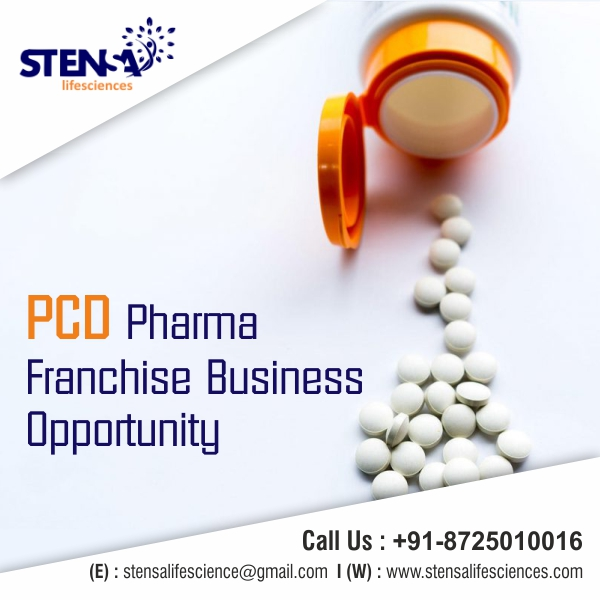 Pharmaceutical PCD Franchise for Tablets