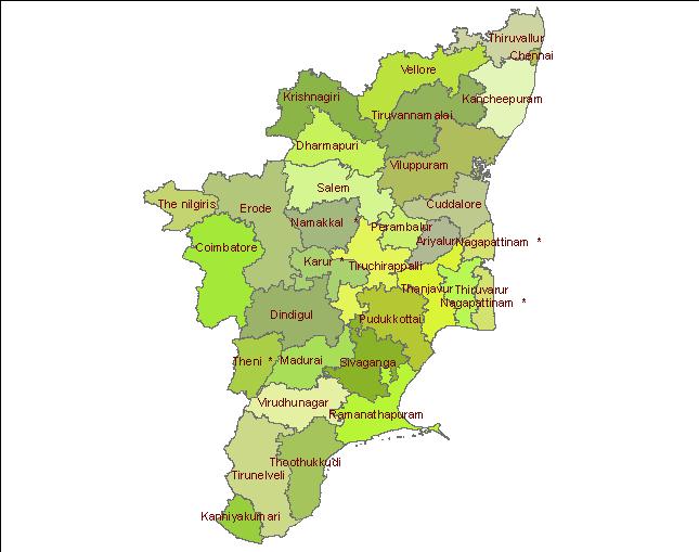 Tamil Nadu PCD Franchise Company