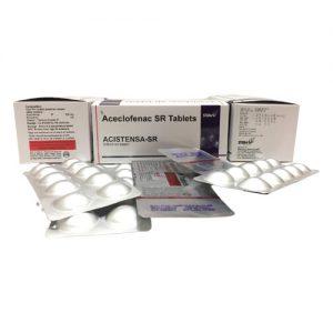 ACECLOFENAC 200 mg TABLET
