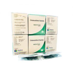 Cholecalciferol With Vit D3 Sachet